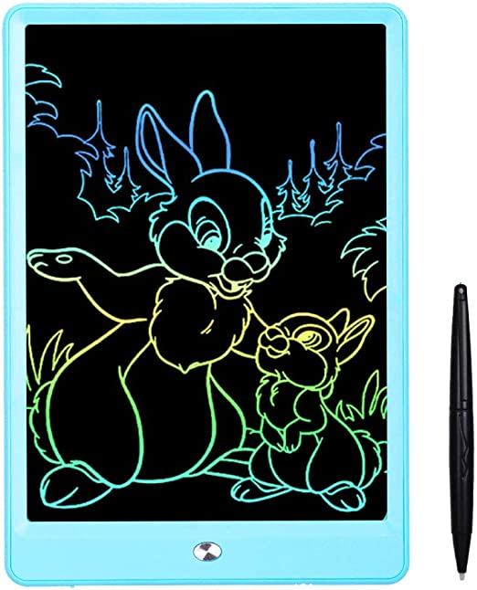 Ansel LCD Writing Tablet 10 Inch Drawing Tablet for Kids