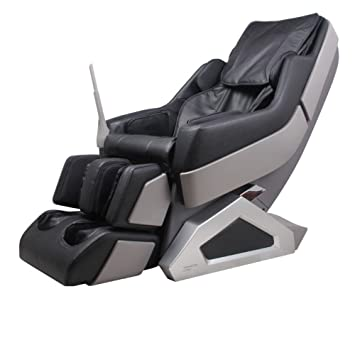dynamic massage chair manhattan edition 2 stage zero gravity massage chair black with gray