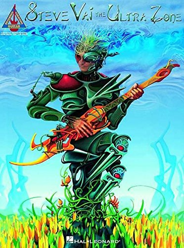Steve Vai - The Ultra Zone (Guitar Recorded Versions)