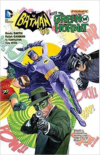Batman '66 Meets the Green Hornet: Kevin Smith, Ralph Garman