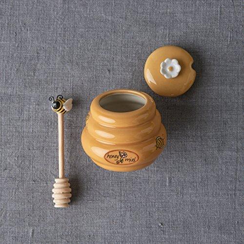 BUTLERS HIVE Honigtöpfchen-Set