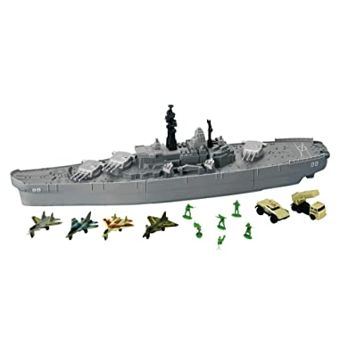 USS Giant Battleship: Toys & Games