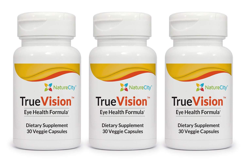 TrueVision Saffron & Lutein Eye Support Supplement (3)