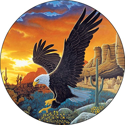 jeep eagles tire cover - 8