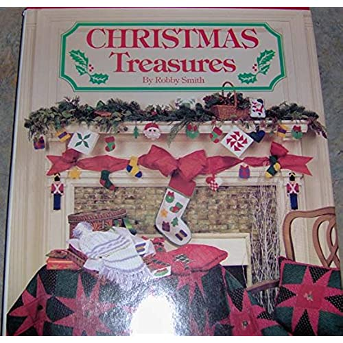 christmas treasures over 50 gifts ornaments and decorations to craft and stitch - Plastic Canvas Christmas Ornaments