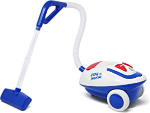 Kids Toy Vacuum Cleaner Mini Kid Cleaning House Push Real Pretend Vaccum Suction Works Vaccume Childrens Working Vacume Cleaners Vaccuum Interactive Tool Vacumn Machine Play Toys Toddler Boys Girls