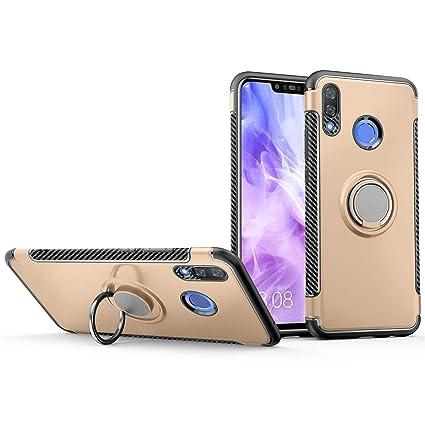 Amazon.com: Funda para Huawei Nova 3, de silicona, a prueba ...