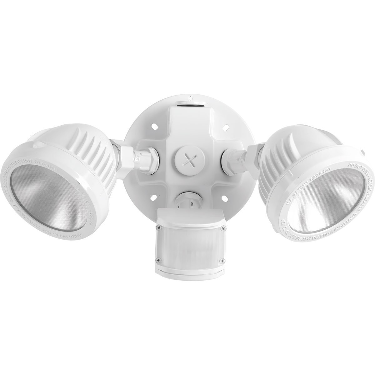 Progress Lighting P6341-2830K Floodlights Flood Light with Motion Sensor White 1000 lumens
