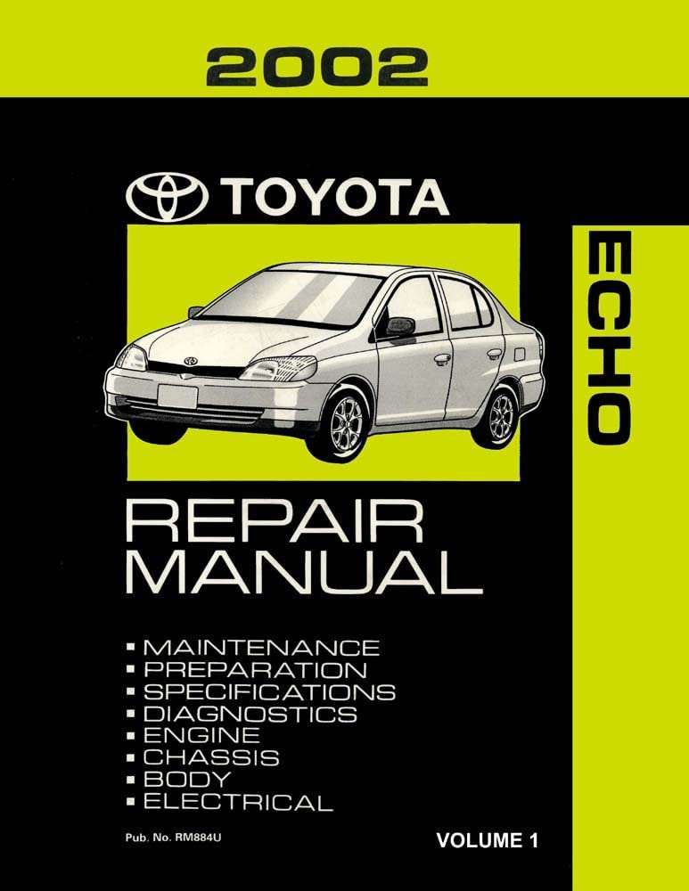 [SCHEMATICS_48IU]  Amazon.com: 2002 Toyota Echo Shop Service Repair Manual Book Engine  Drivetrain OEM: Automotive | 2002 Toyota Echo Engine Diagram |  | Amazon.com