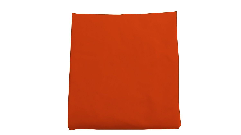 BabyDoll Chevron and Solid Crib Sheets Orange