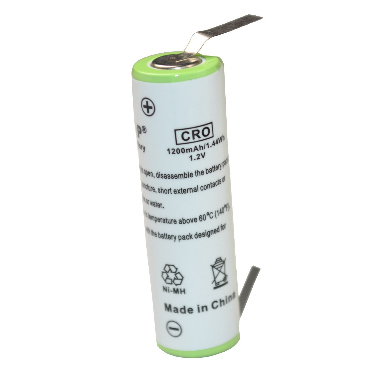 Amazon.com: HQRP Batteries for Braun 7493, 6520, Models 7564, 7680, 7664, 7690, Remington R-950 R-960 MS3-3700 MS3-4700 Shaver plus Coaster: Beauty