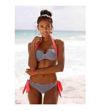 552f783a26c New Sexy Bikinis Women Swimsuit Push Up Bikini Set Bathing Suits Halter  Summer Beach Wear Plus