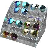 Amazon.com: [100% Handmade] CHIYODA 6 Grid Eyeglasses