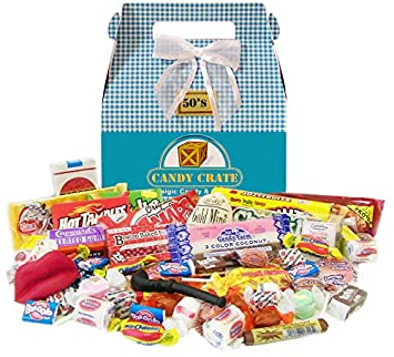 Amazon 1950s easter retro candy gift box taffy candy 1950s easter retro candy gift box negle Gallery