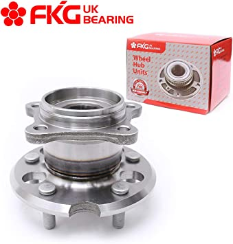 Rear Wheel Bearing and Hub Assembly fits 2020 Acura TLX Model Specifics: AWD