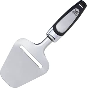 BIGSUNNY Cheese Slicer, Heavy Duty Stainless Steel Cheese Plane