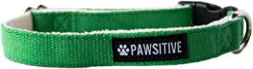 Pawsitive Hemp Dog Collar