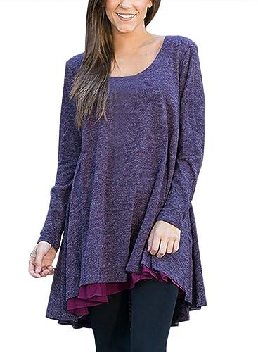 Phefee - Camisas - Túnica - Básico - para mujer