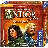 Kosmos Legenden von Andor 692537 - Chada und Thorn, Spiel für zwei