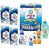 【ギフトセット】 アリエール 洗濯洗剤 液体 イオンパワージェル サイエンスプラス PGCA-50V