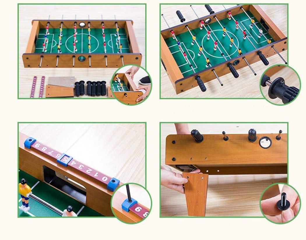 Joyibay Mesa De Futbolín Creativo Interactivo Juego De Fútbol Futbolín Juguete Educativo para Casa Interior: Amazon.es: Deportes y aire libre