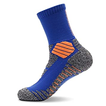 Amazon.com: Deyuan Elite Calcetines de baloncesto ...