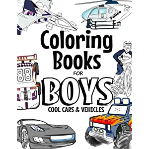 coloring books for boys cool coloring book for boys aged 6 12 the