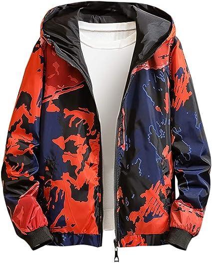 Hommes Veste Fonction Veste Outdoor Impermeable Pluie Veste Transition Grandes Tailles