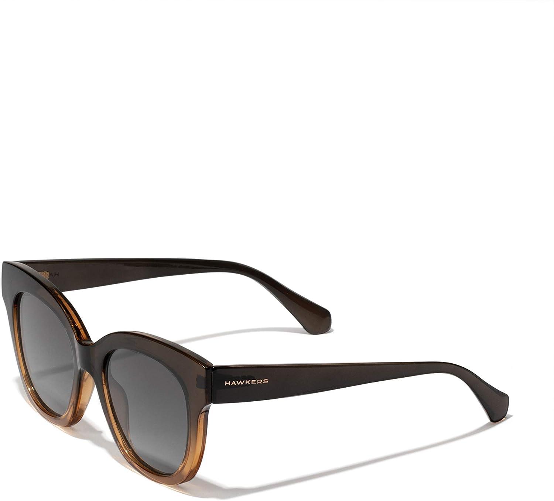 HAWKERS - Gafas de sol para mujer AUDREY , Verde esmeralda