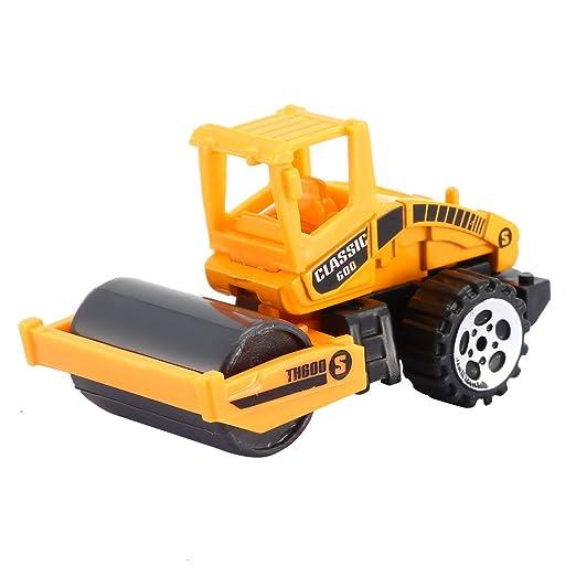 Kongqiabona Mini Aleación Ingeniería Modelo de Coche Tractor ...