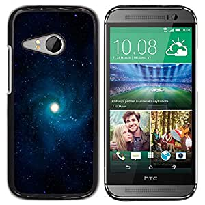 Stuss Case / Funda Carcasa protectora - The Blue Galaxy - HTC ONE MINI 2 / M8 MINI