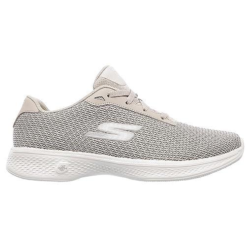 03e47c9fca Amazon.com | Skechers Performance Women's Go Walk 4 Lace-up Walking Shoe  14175TPE | Walking