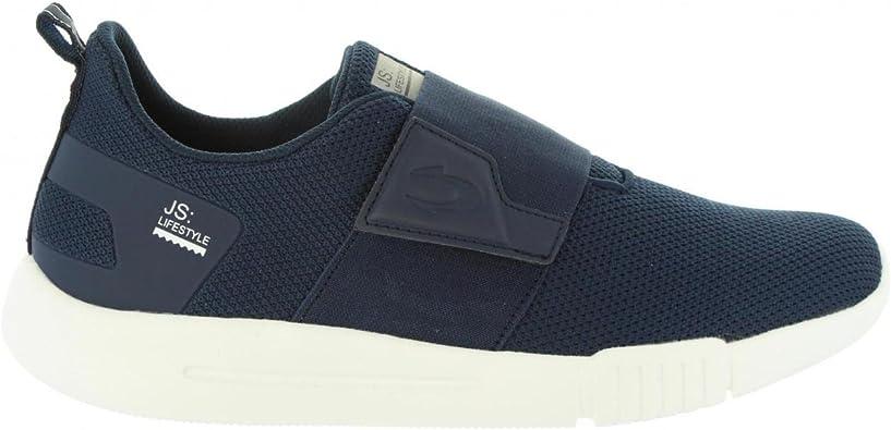 Zapatillas Deporte de Hombre JOHN SMITH ASPAS 17I Azul Marino Talla 46: Amazon.es: Zapatos y complementos