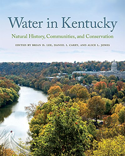 Books : Water in Kentucky: Natural History, Communities, and Conservation