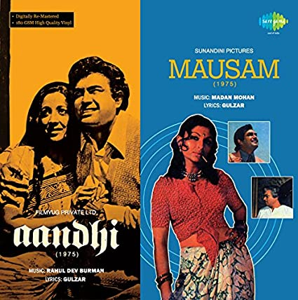Record - Aandhi - Mausam