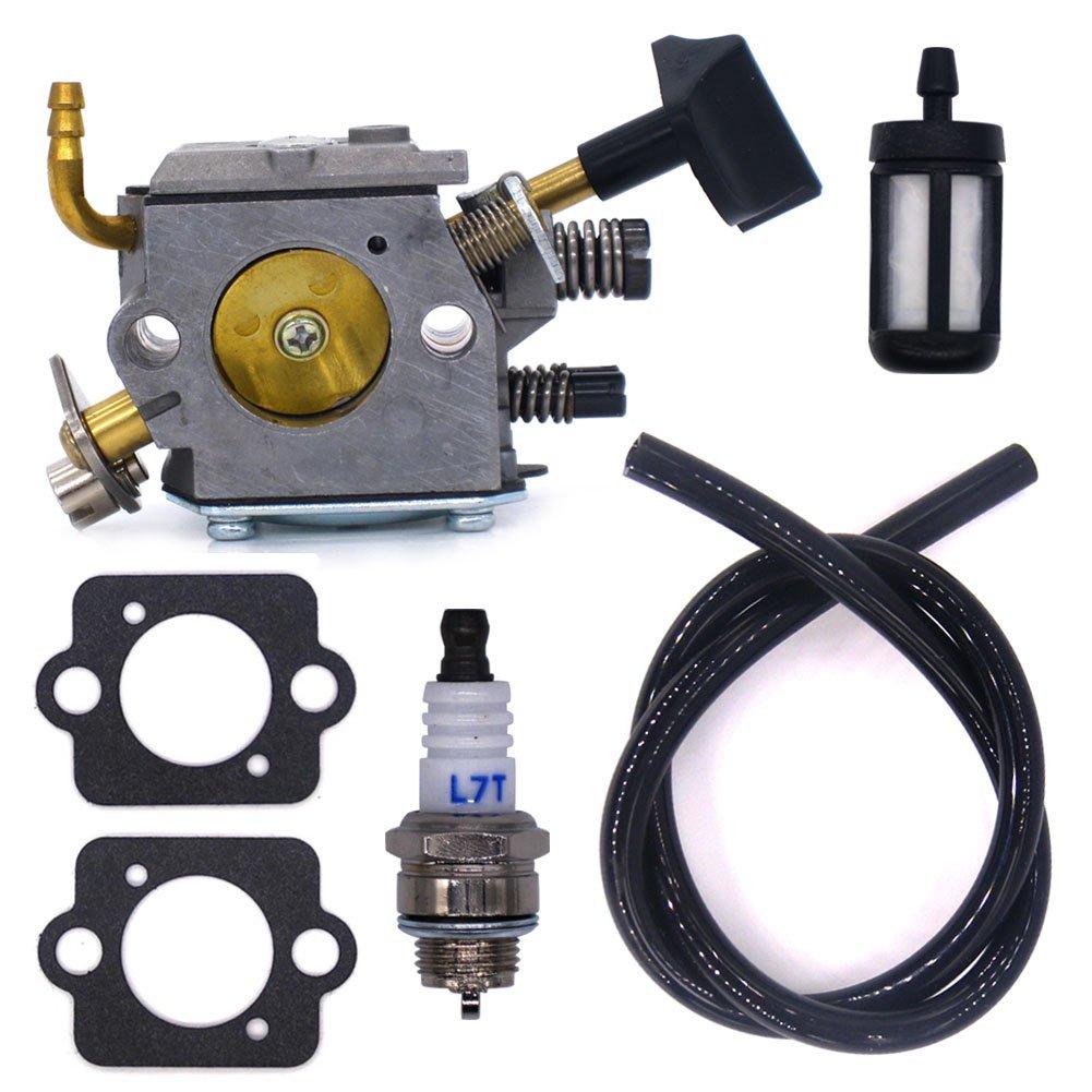 FitBest New Carburetor Fits Stihl BR400 BR420 BR320 BR340 BR380 SR400 SR420 Replaces 4203-120-0601 Carb