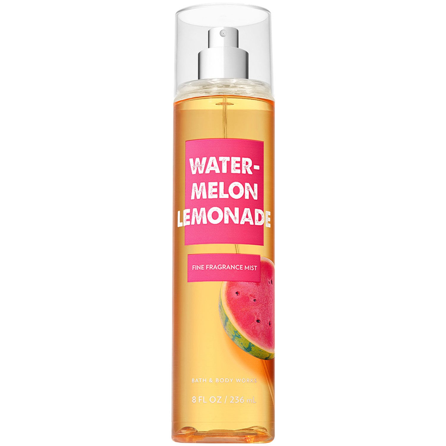 Bath and Body Works Watermelon Lemonade Fine Fragrance Mist 8 Fluid Ounce (2018 Edition)