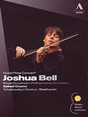 Nobel Prize Concert Joshua Bell