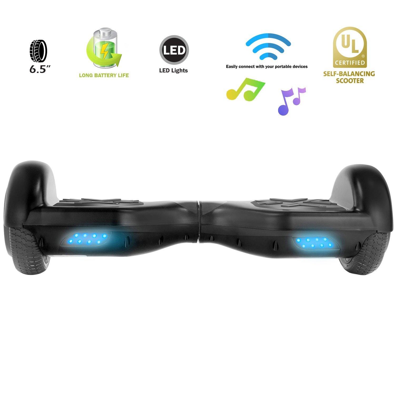Amazon.com: XPRIT Aeropatín con altavoz Bluetooth : Sports ...
