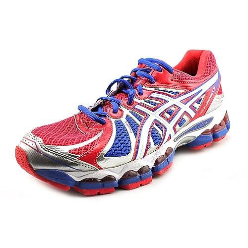 Zapatillas deportivas Asics Gel-Nimbus 15 para mujer, talla 6.5, rojas: Amazon.es: Zapatos y complementos