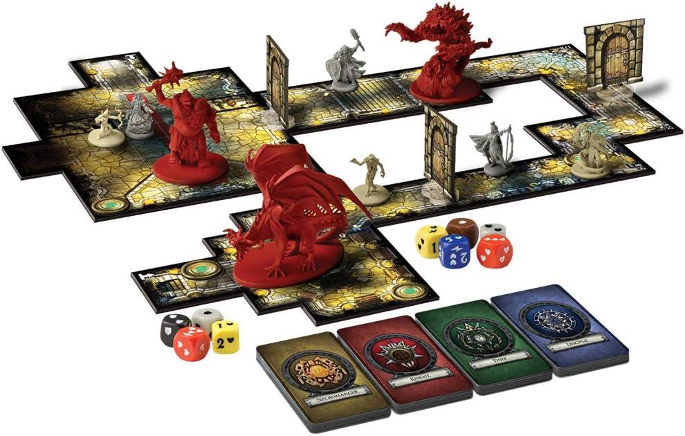 Fantasy Flight Games - Descent, Viaje a las tinieblas (Asmodee, FFDJ01): Vv.Aa, Vv.Aa: Amazon.es: Juguetes y juegos