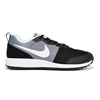 check out 856a0 c9ce6 Nike Nike Elite Shinsen Baskets Homme 801780-011-42 - 8.5 Noir   Amazon.co.uk  Clothing