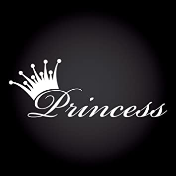 Princess Auto Aufkleber 20 0 Cm X 7 4 Cm Jdm Oem Tuning Sticker Decal 30 Farben Zur Auswahl Auto