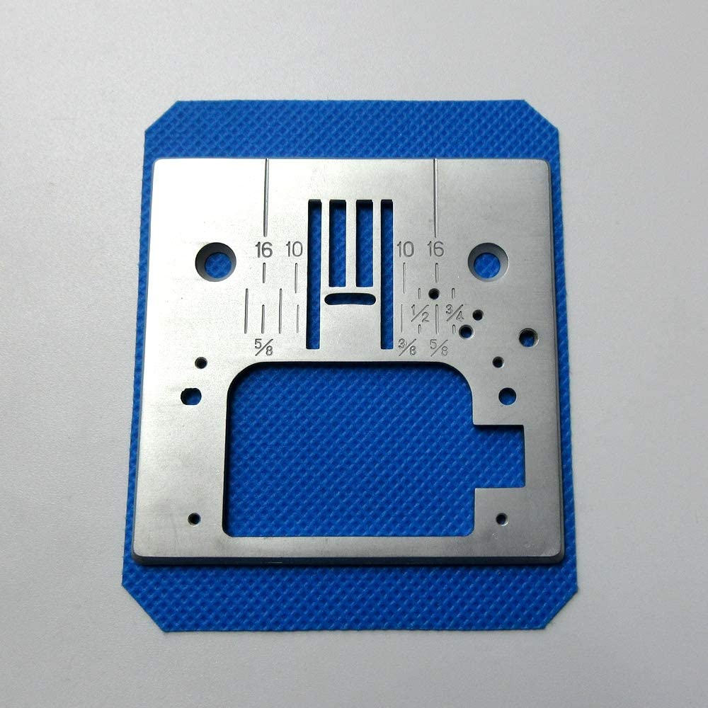 Placa de aguja 86992 para máquina de coser Singer 2639,2662,CE100 Futura,CE200 Futura