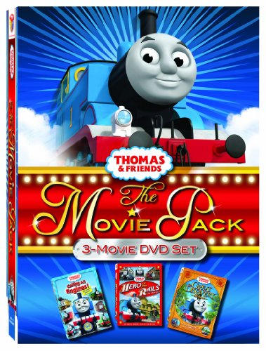 Thomas & Friends: The Movie Pack (Calling All Engines! / The Great Discovery / Hero of the Rails) ()