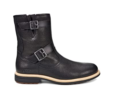 fb10a2104be2 UGG Boots - Jaren - Black  Amazon.co.uk  Shoes   Bags