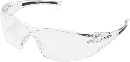 RUSH verres de sécurité-Clear HD Lens-équipements de protection individuelle-bolrushdpi