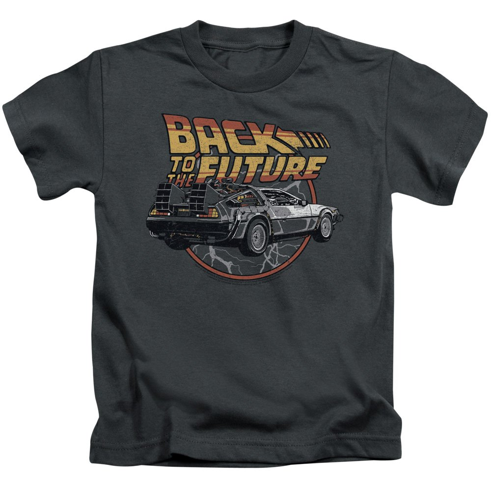 Back To The Future - Youth Time Machine T-Shirt