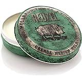 REUZEL Grease Medium Hold Pomade Hog, Green, 12 oz.