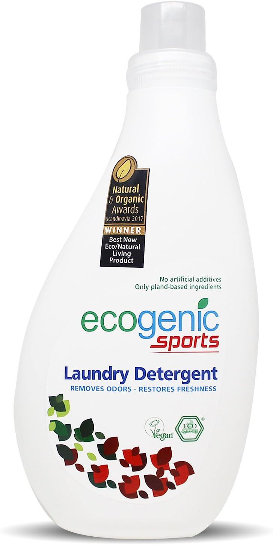 Ecogenic Sport Detergente Líquido (, respetuoso con el medio, 1000 ...